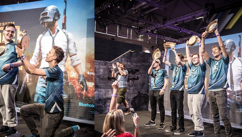Luminosity первые, Tier 3 Gaming&nbsp;&mdash; вторые. <nobr>SQUAD-режим</nobr> завершил финальный день PUBG Invitational 2017