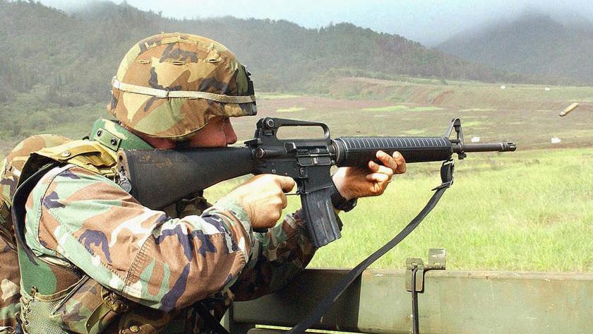Винтовка M4A16