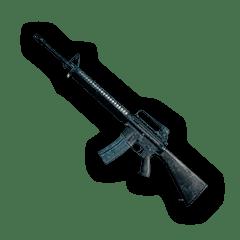 Винтовка m16a4 в PUBG
