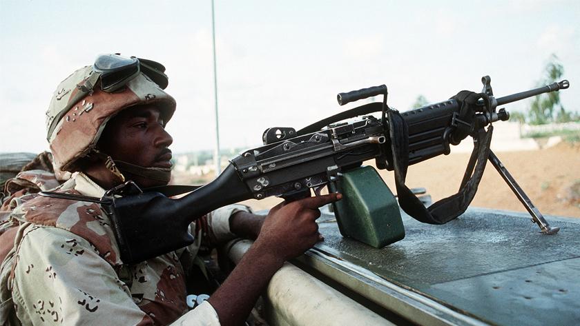 Пулемёт M249
