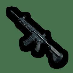 Штурмовая винтовка M416 в PUBG