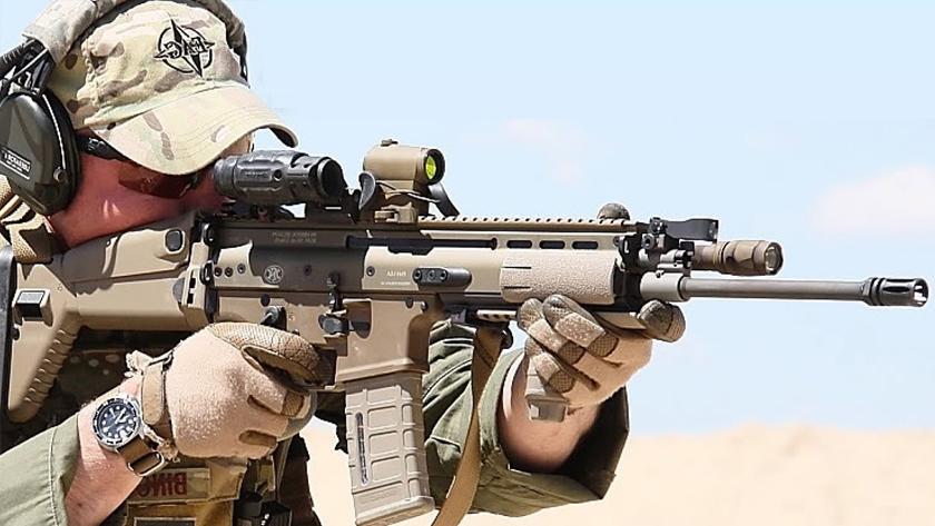 Винтовка SCAR-L