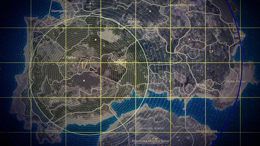 Патч 26.10.2017. Урон от синей зоны увеличен