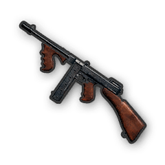 Оружие Tommy Gun в PUBG