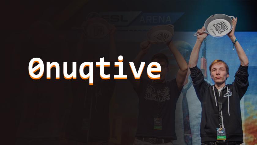 Интервью сАлексеем «0nuqtive» Труфановым после попадания наPUBG IEM Oakland 2017