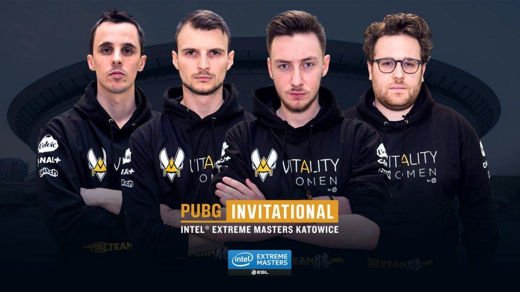 Team Vitality PUBG