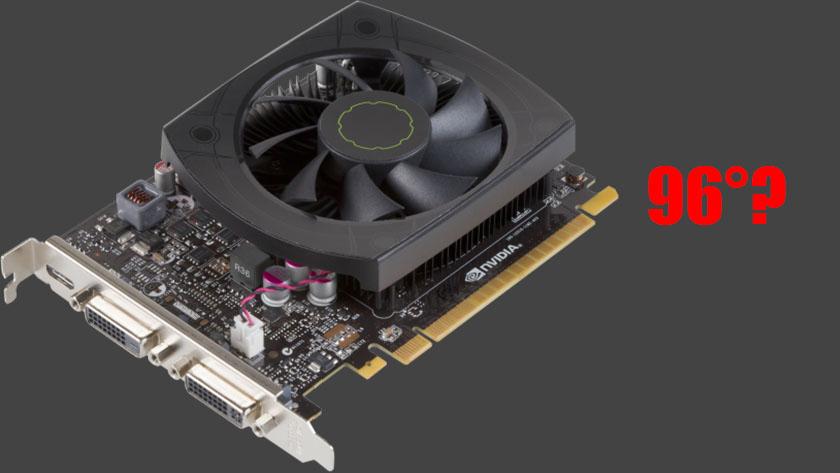 NVIDIA GTX 660 при игре в PUBG может нагреваться до 96 градусов по Цельсию