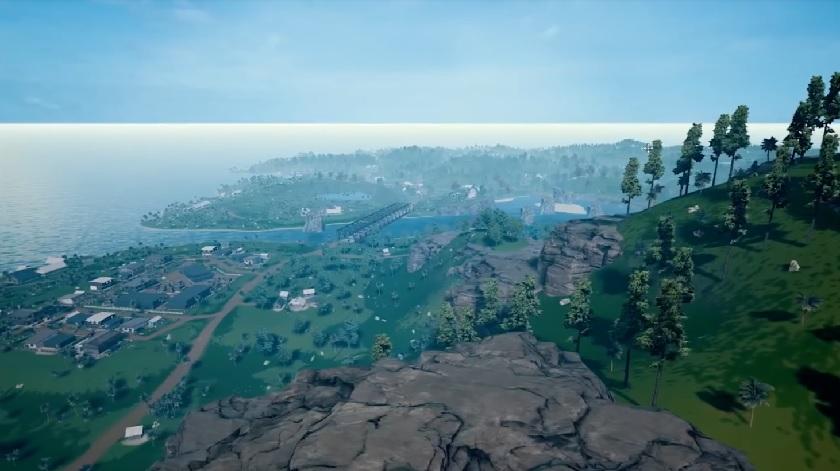 Первый взгляд на карту Дикий Край