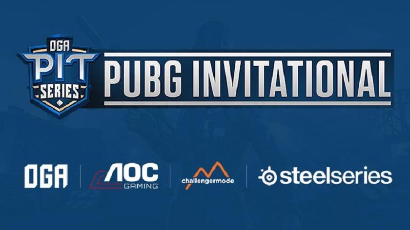 Natus Vincere получили приглашение на OGA PIT SERIES PUBG Invitational