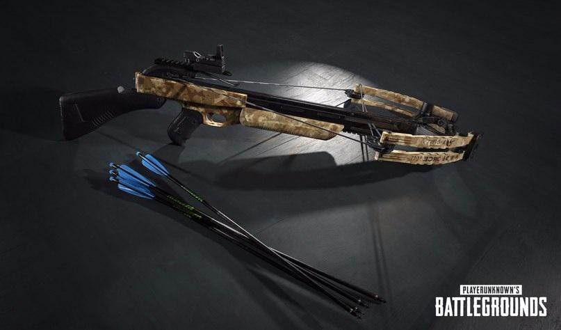 Cобытие «Халатное обращение с оружием» будет доступно 25 мая на основных серверах PUBG