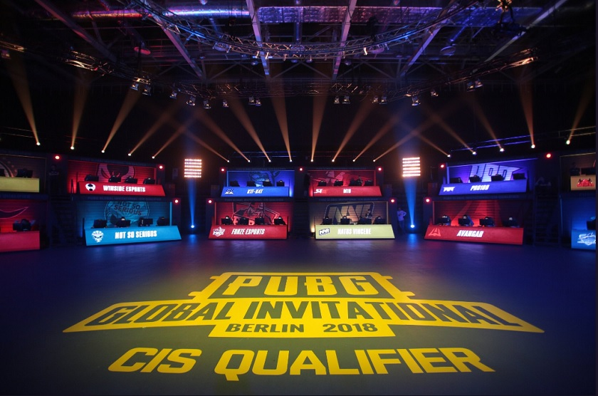 Avangar и NaVi лидируют после первого дня PGI CIS Qualifiers