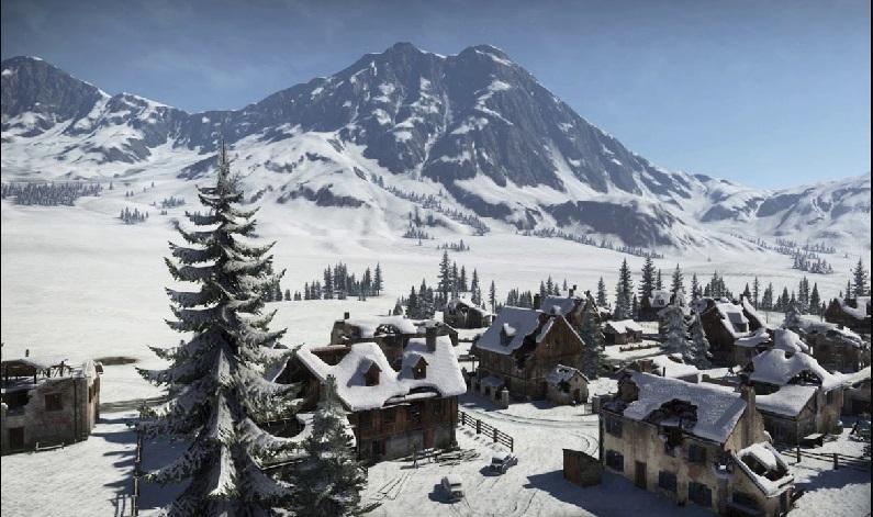 Пользователи Reddit отыскали в файлах игры много нового контента — снежная карта и новый вид транспорта