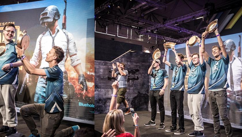 Luminosity первые, Tier 3 Gaming— вторые. <nobr>SQUAD-режим</nobr> завершил финальный день PUBG Invitational 2017
