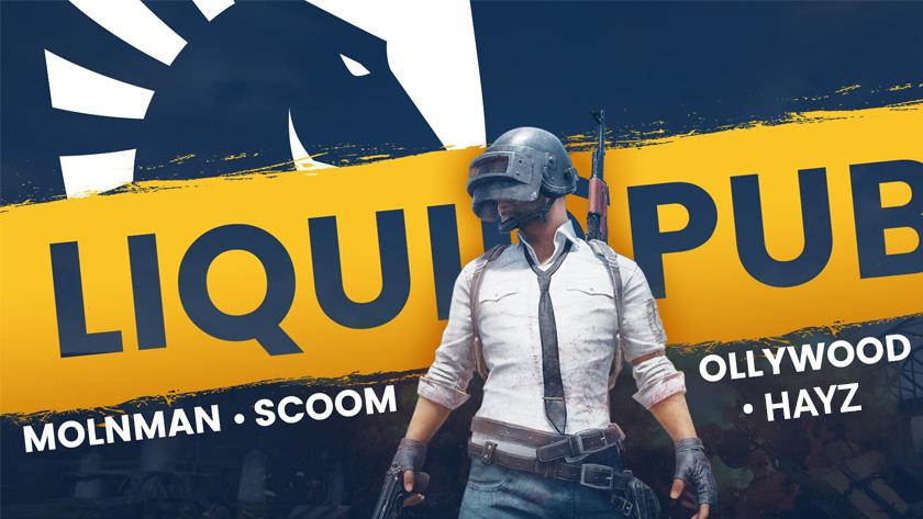 Первый пошёл. Team Liquid подписывает состав поPlayerUnknown's Battlegrounds