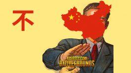 Запрет PUBG в Китае