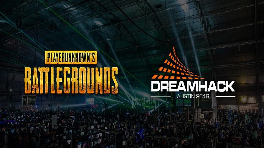 Dreamhack анонсировал турнир по PUBG с призовым фондом $100,000
