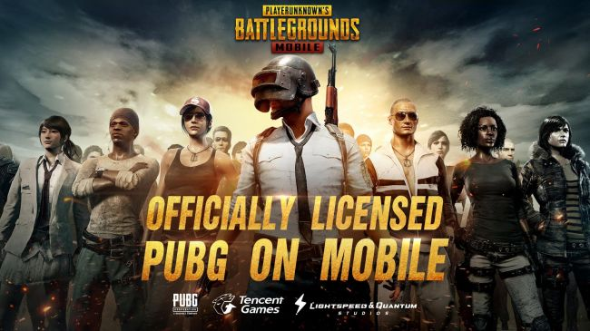 PUBG Mobile добавлена в Google Play