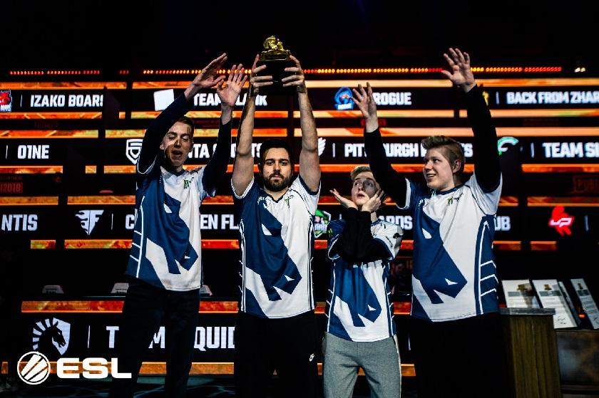 Team Liquid, WTSG, и Knights завоевали слоты на PGI 2018
