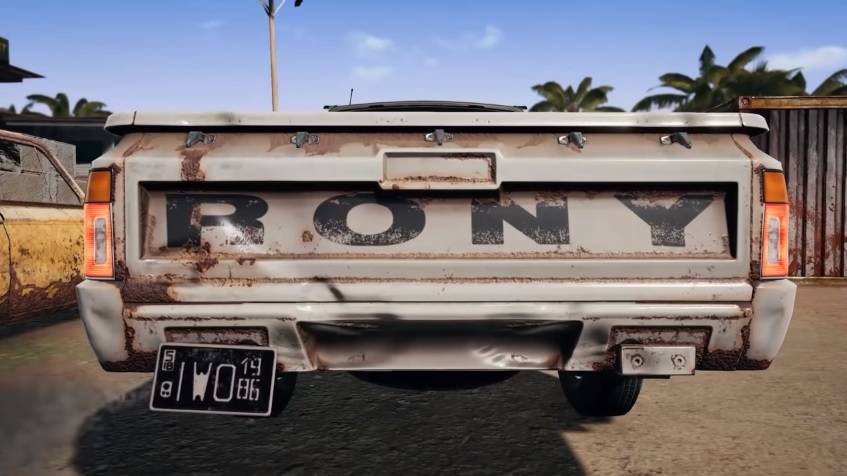 Разработчики показали новую машину — Рони
