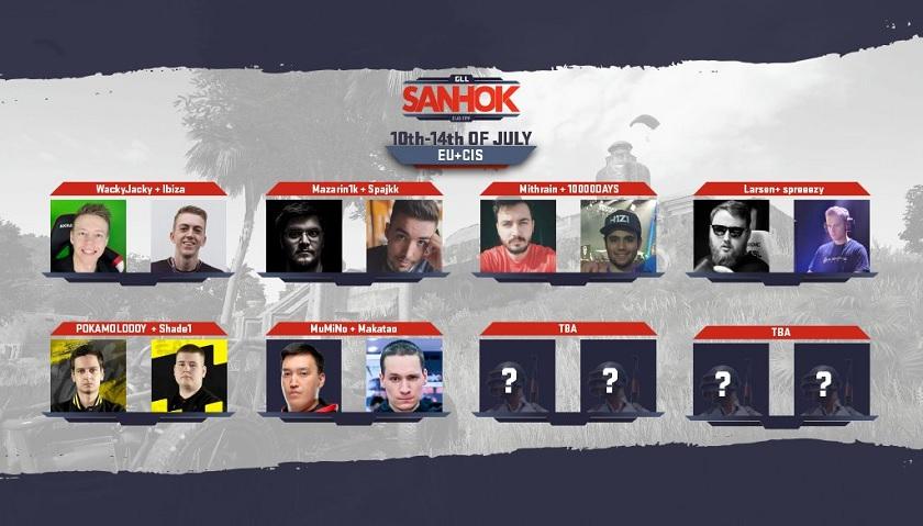 Shade1 и POKAMOLODOY получили приглашение на турнир GLL Wingman IV — Sanhok
