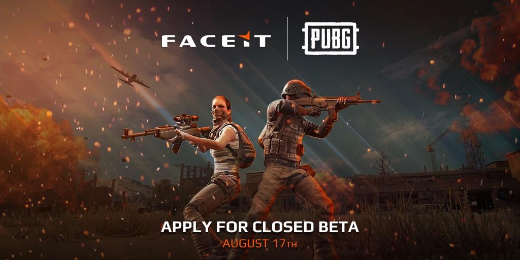 PUBG скоро появится на площадке FACEIT