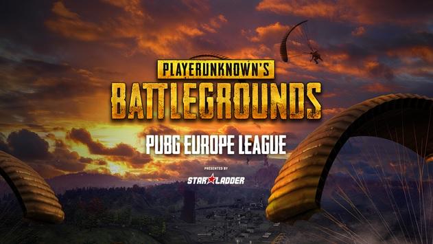 PUBG Europe League перенесена на март 2019 года