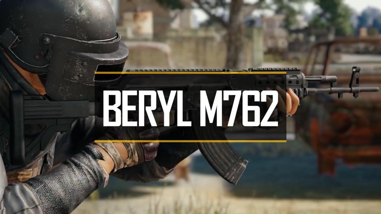 Выбор лучшей рукоятки для Beryl M762