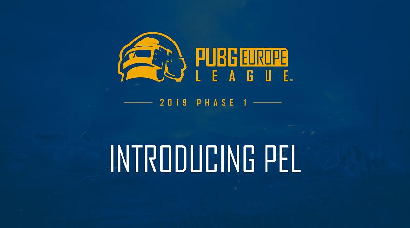 Starladder рассказал о формате проведения PUBG Europe League