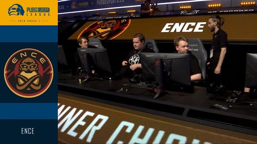 Команда ENCE вернулась на первую позицию, TSM опустили на третье место. Результаты 7-го дня PEL