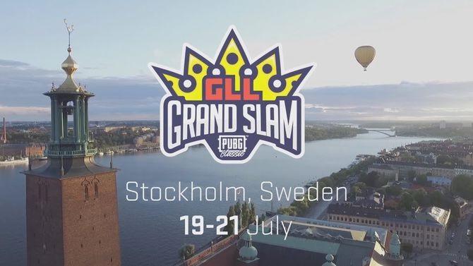 Компания GLL анонсировала турнир Grand Slam: PUBG Classic