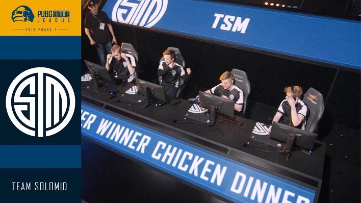 TSM вернулись на первую строчку PUBG Europe League. Итоги 6-го дня соревнований