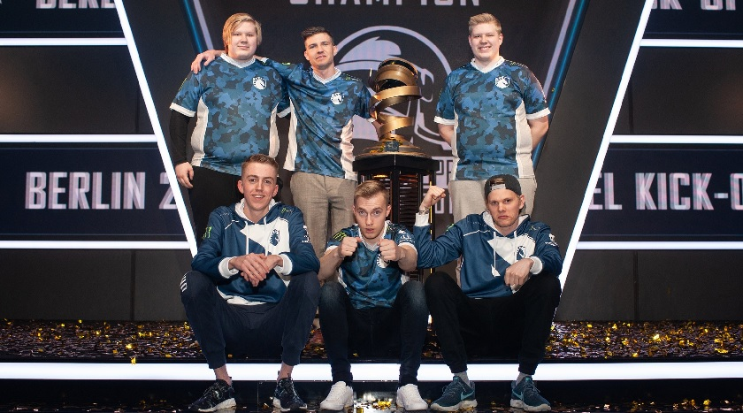 Team Liquid — победители PEL Kick-Off