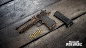Обзор нового пистолета «Пустынный орел» с самым большим уроном