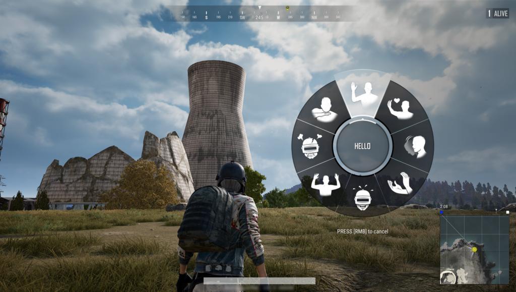 Улучшение интерфейса колеса