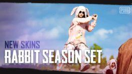 pubg rabbit season set