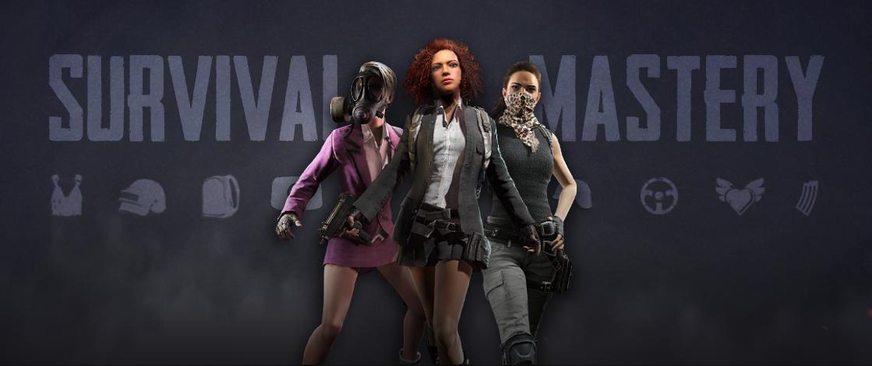 Представлена новая система прогресса в игре — Мастерство выживания