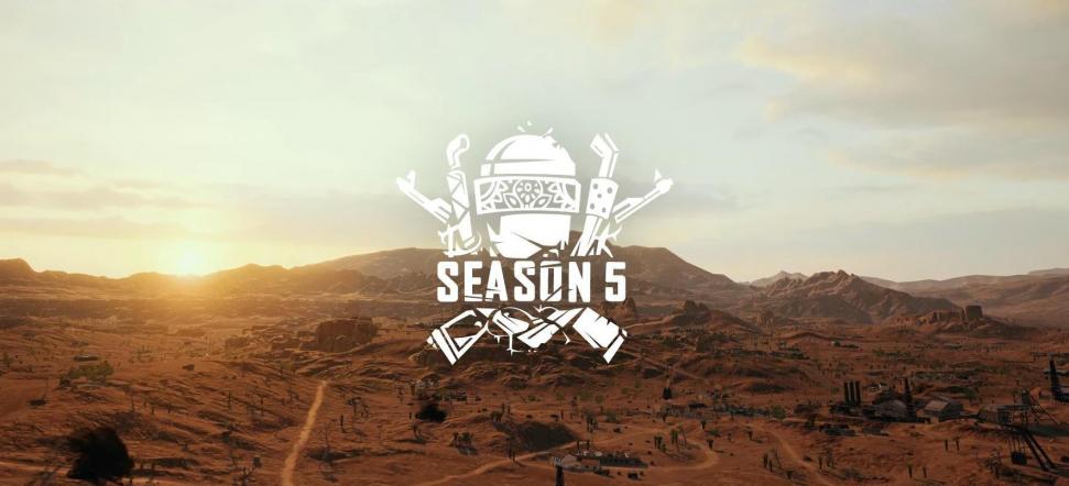 Новый трейлер к пятому сезону PUBG от разработчиков