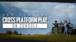 В PUBG для консолей добавили кроссплатформенную игру