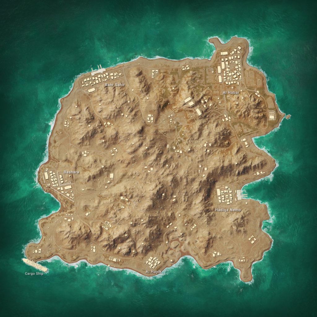 Каракин — это остров 2 на 2 км у берегов Северной Африки