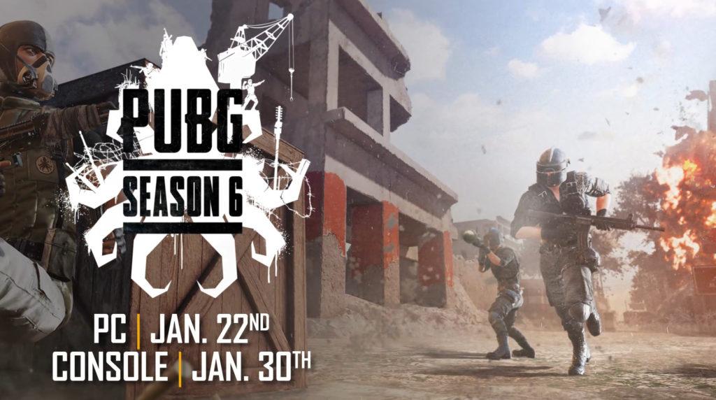 6 season release date