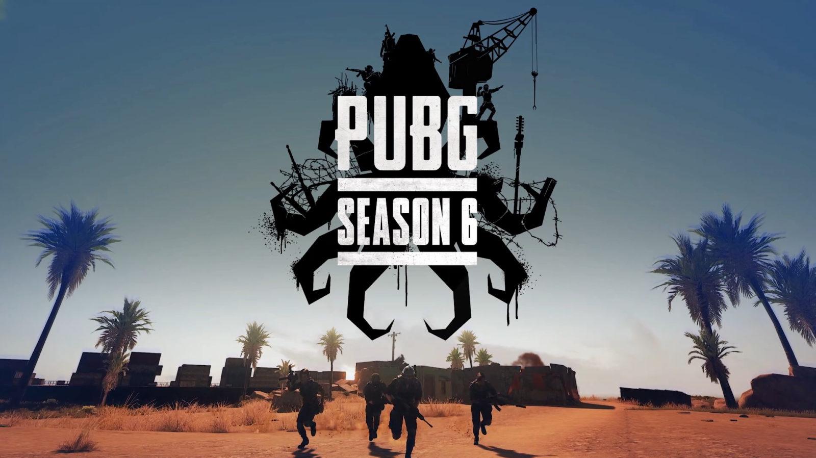 Видео геймплея  6-го сезона PUBG