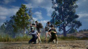 Вместе с обновлением 6.2 добавлена новая функция «Кроссплатформенная игра в отряде»
