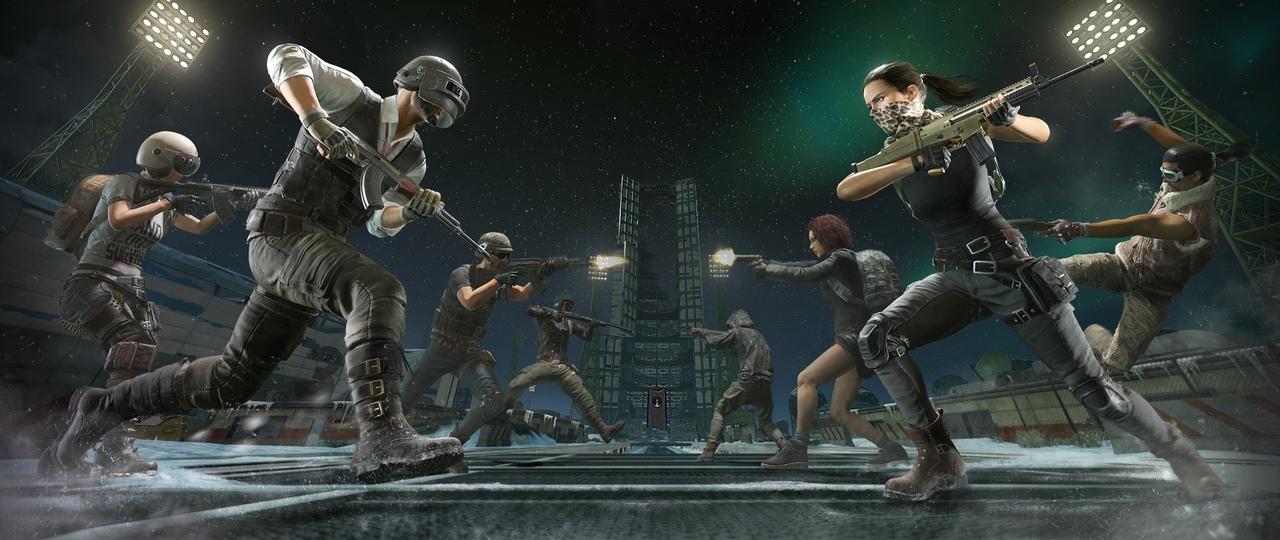 Новый режим игры — командный бой насмерть, добавит в игру схватки 8х8