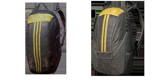 Улучшен дизайн модели парашютного рюкзака