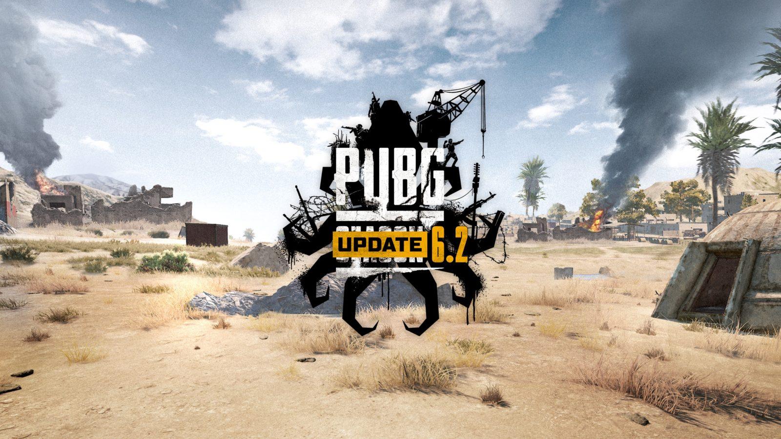 Обновление 6.2 PUBG уже на тестовом сервере — новый игровой режим командный бой насмерть, изменения в игровом процессе