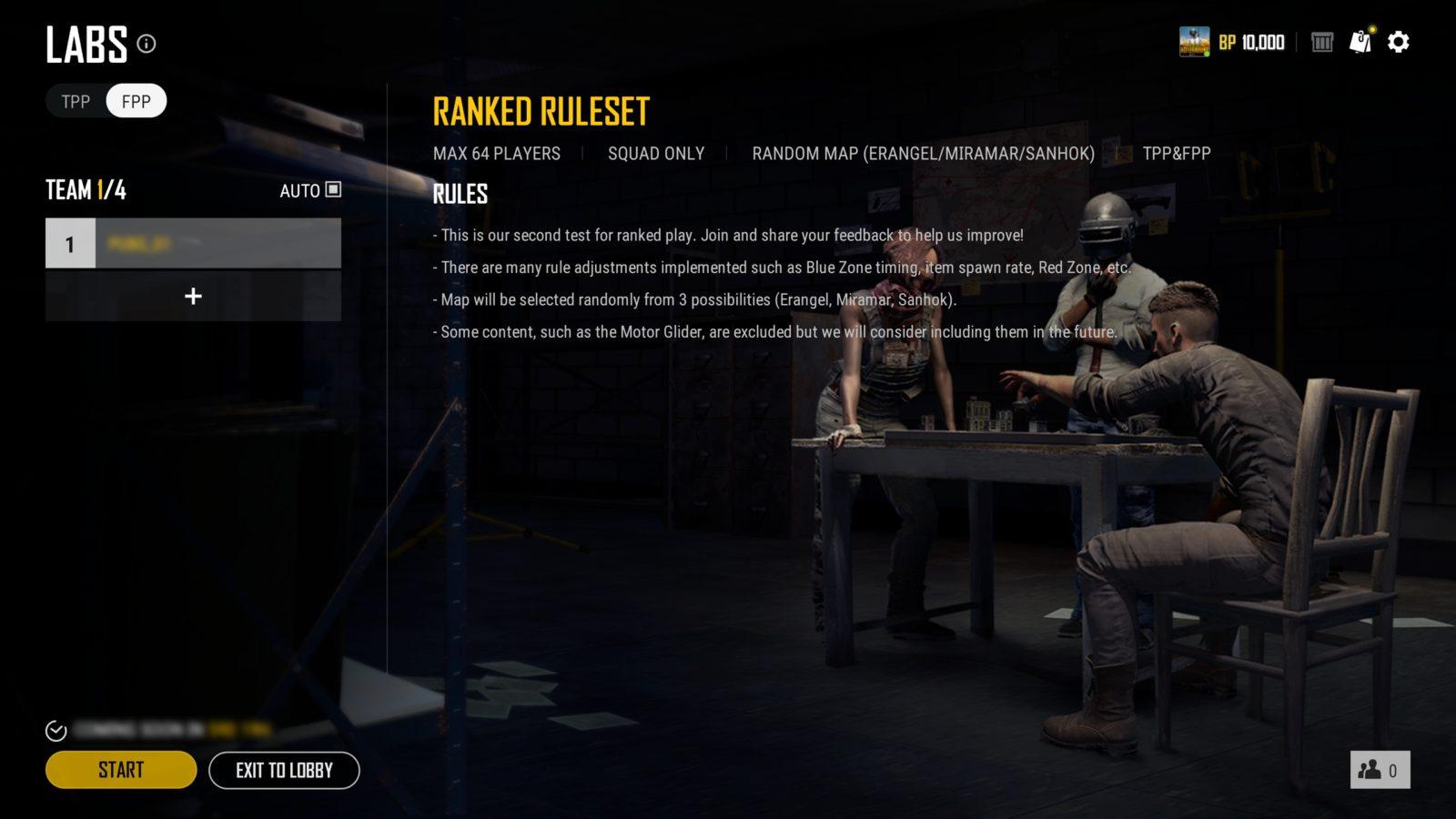 тест Рангового набора правил
