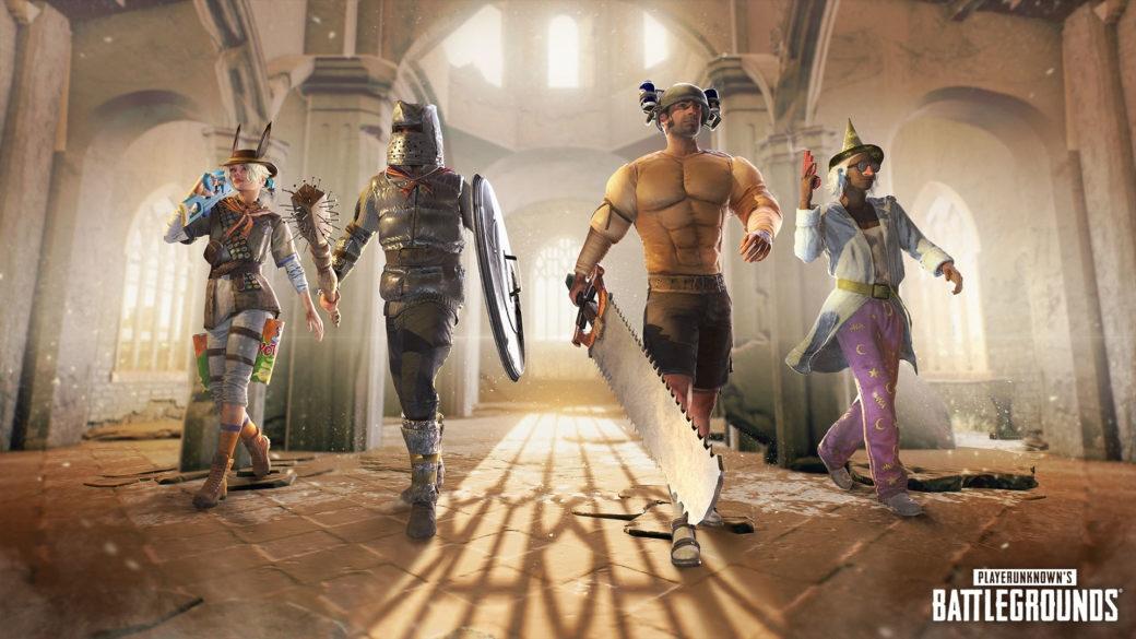Разработчики рассказали о нюансах нового режима «Королевская фэнтези-битва»