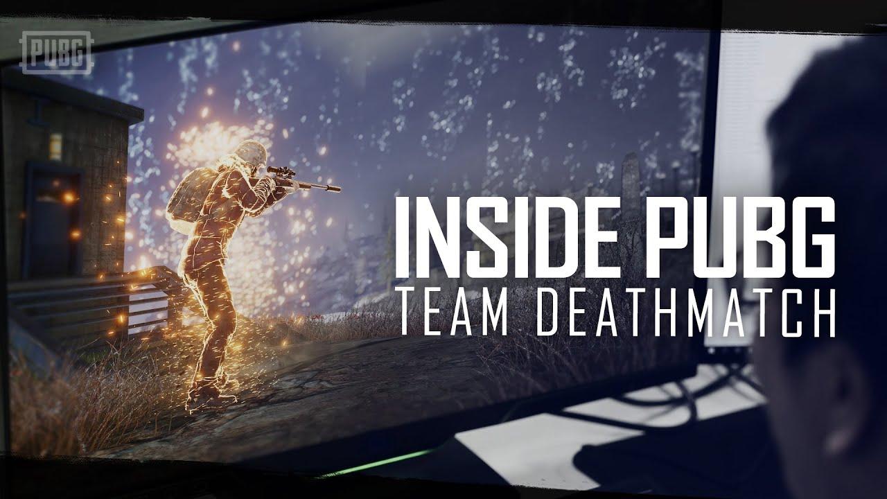 Команда разработки «Team Death Match» (Командный бой насмерть) о своей работе над этой новинкой
