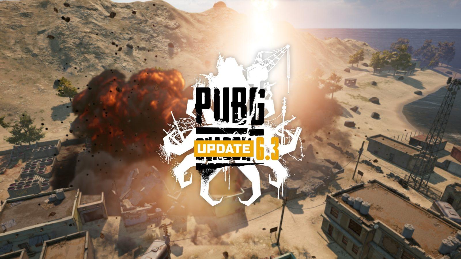 Обновление 6.3 PUBG — уже на тестовом сервере — Панцерфауст, обновление баланса оружия и улучшенный комфорт игры