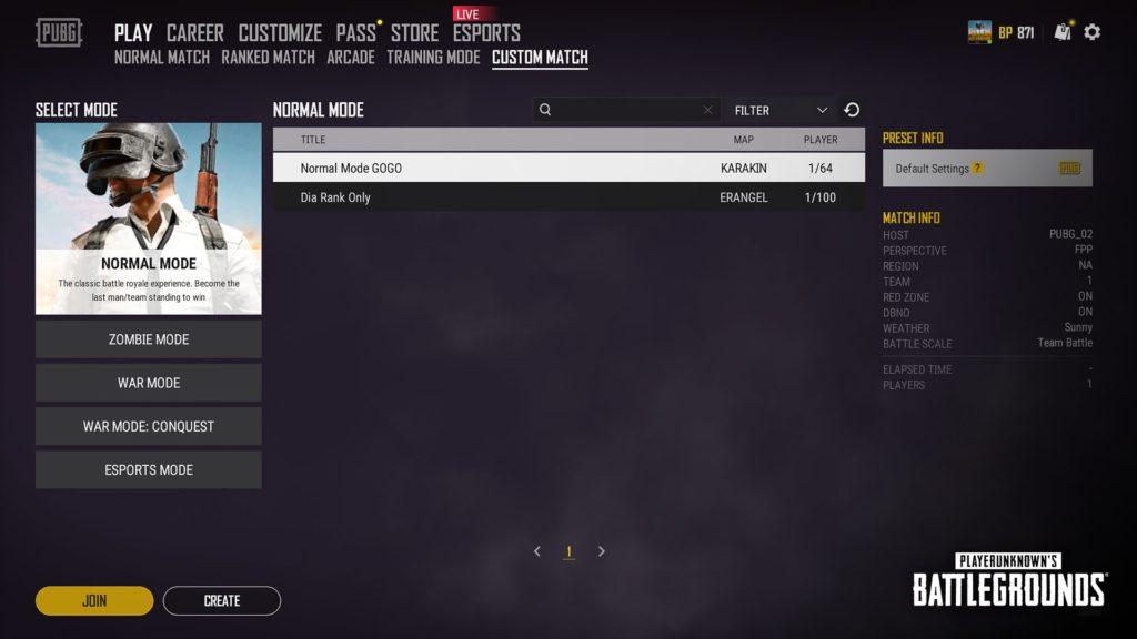 Переработка списков пользовательских матчей